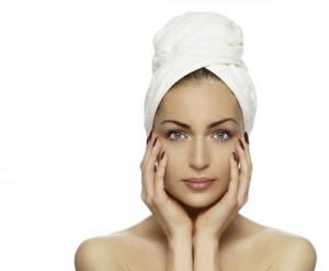 שמירה על עור הפנים